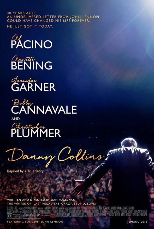 Póster de 'Danny Collins'