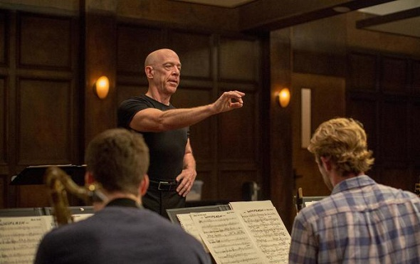 JK Simmons por 'Whiplash'