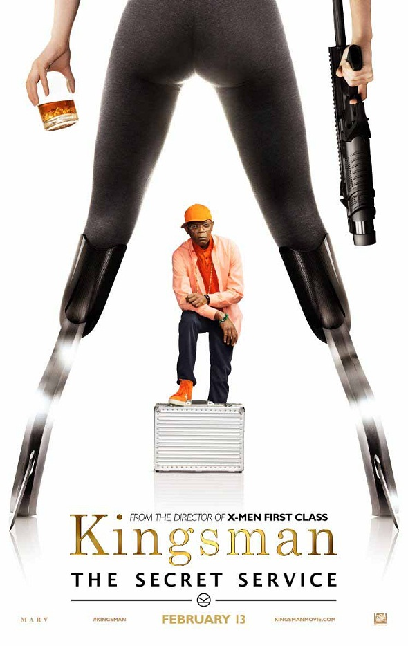 Samuel L. Jackson también tiene póster del film