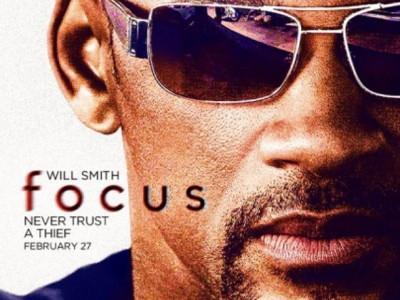 Will Smith protagoniza el nuevo póster de Focus