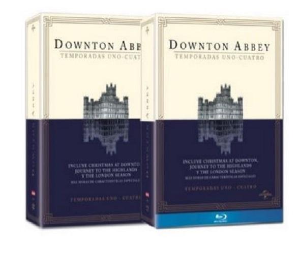 Downton Abbey. Pac