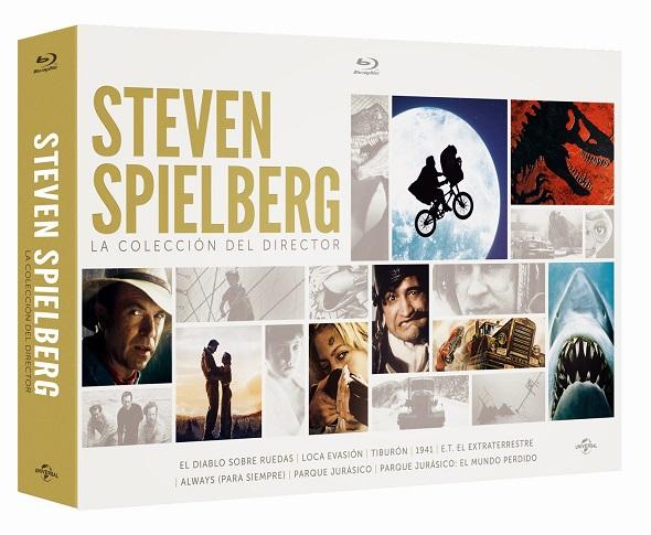 Steven Spielberg - La Colección del Director