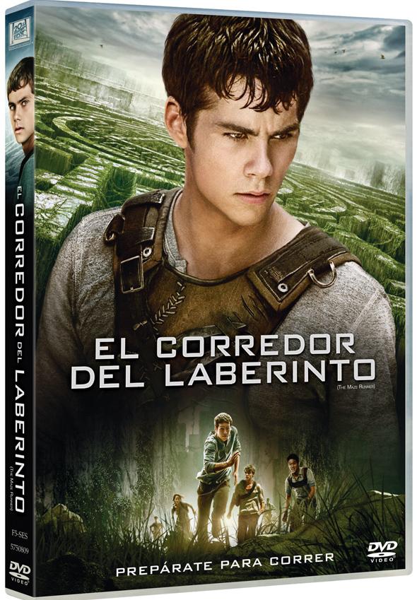 El Corredor del Laberinto en DVD