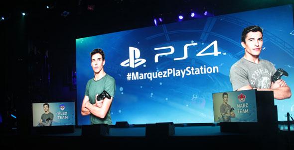 Escenario Playstation