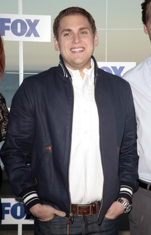 Una imagen del actor Jonah Hill
