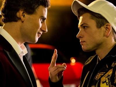 Una imagen de la película Kingsman: Servicio Secreto