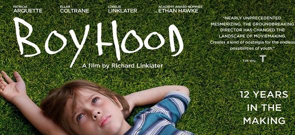 'Boyhood' triunfa en los premios de la crítica