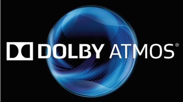 Logotipo de Dolby Atmos
