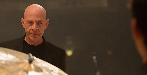 J.K. Simmons en 'Whiplash'