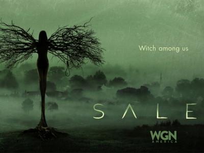 Póster de promoción de la serie 'Salem'