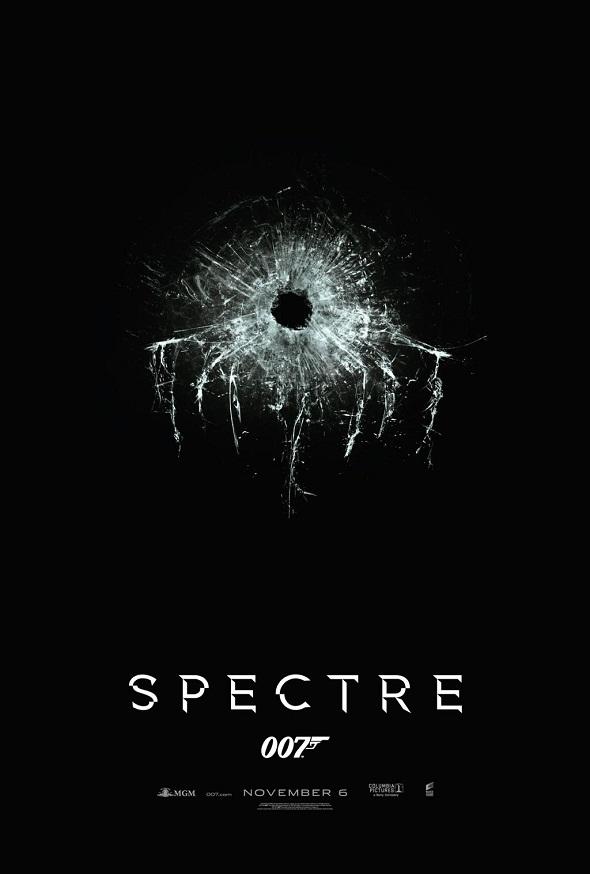 Teaser póster de 'Spectre'