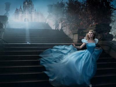 Una imagen promocional de 'Cinderella', de Disney