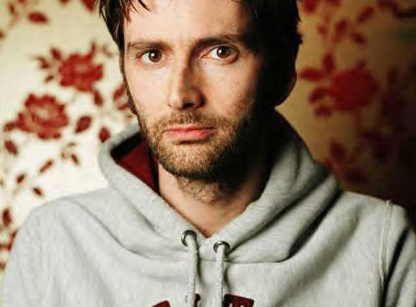 Una imagen del actor David Tennant