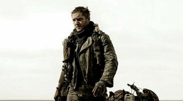 Una imagen de Tom Hardy en Mad Max
