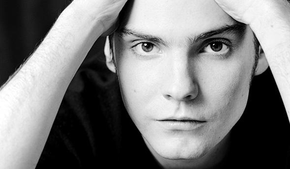 Una imagen del actor Daniel Brühl