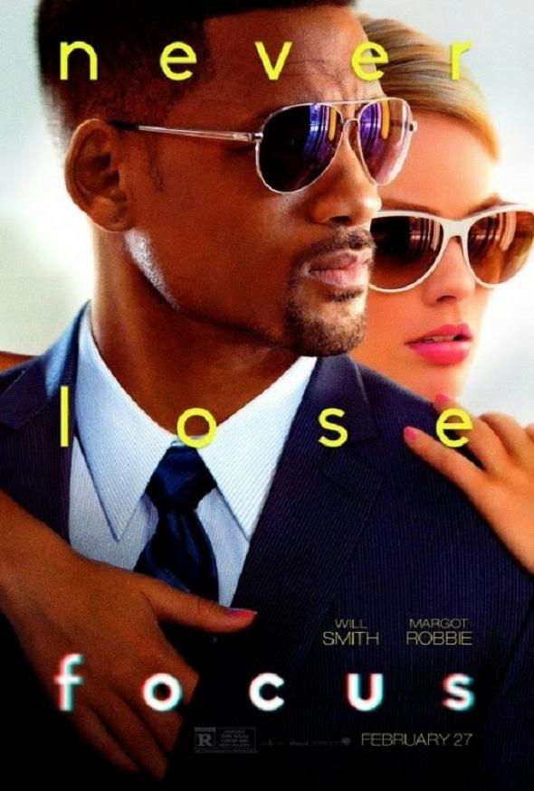 Nuevo póster de 'Focus'