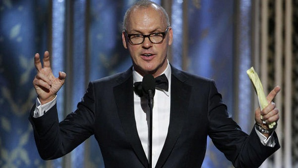 Michael Keaton gana con 'Birdman'