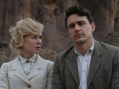 Nicole Kidman y James Franco en 'Queen of the desert'