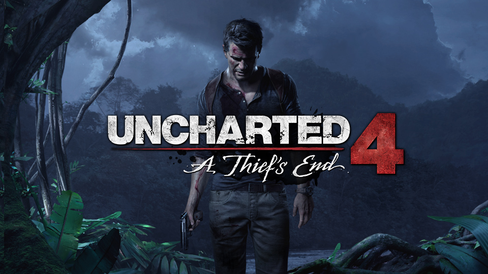 Una imagen promocional de Uncharted 4