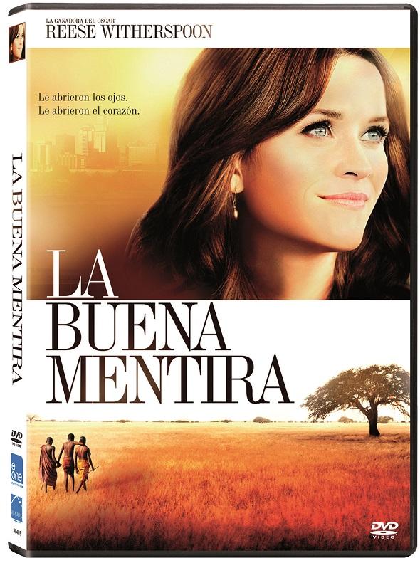 Edición DVD de la Buena mentira