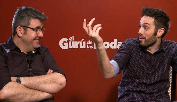 Entrevista Flo y Dani Martínez