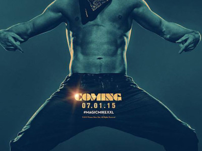 Imagen del póster de Magic Mike XXL