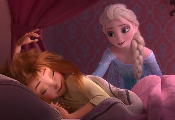 'Frozen fever'