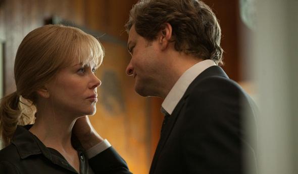 Nicole Kidman y Colin Firth protagonizan 'No confíes en nadie'
