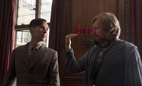 Tyldum aspira a su primera estatuilla con 'The imitation game'