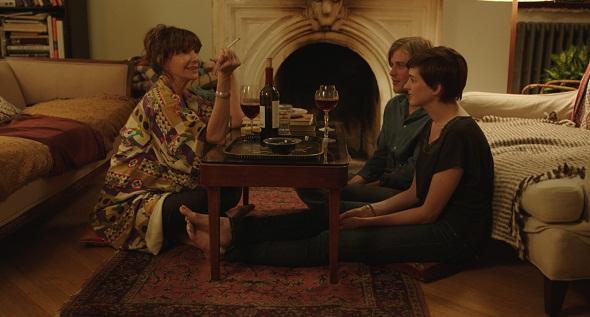 Otra imagen de la película 'Song one'