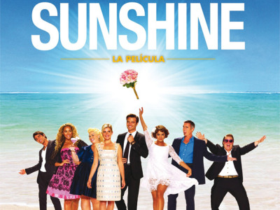 Póster de 'Walking on Sunshine'