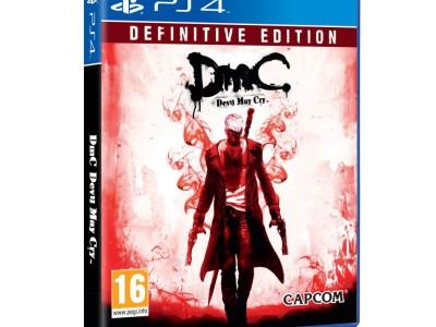 Imagen de portada del juego DMC Definitive Edition