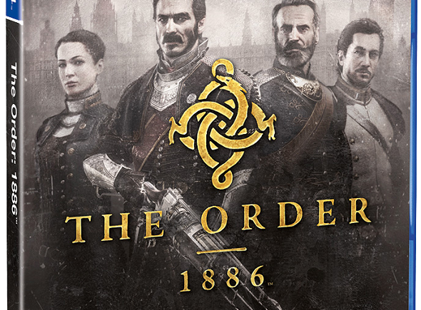 Carátula para PS4 de The Order 1886