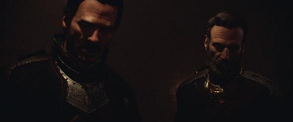 Sir Galahad y Sebastian Malory