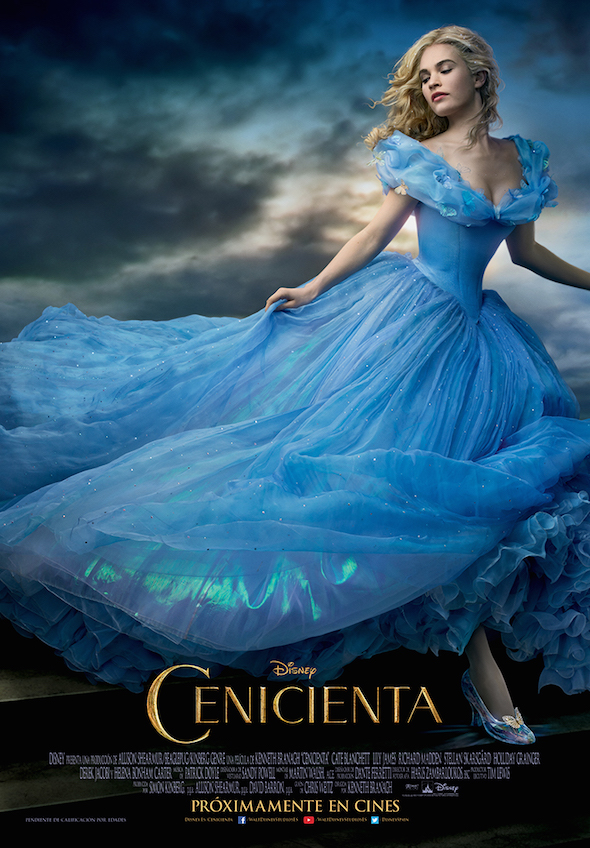 Póster de 'Cenicienta (Cinderella)'