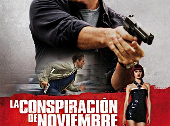 Póster de 'Conspiración de Noviembre'