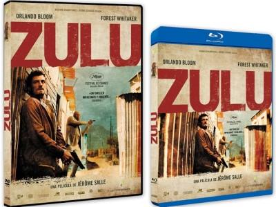 Zulu. Edición DVD y BD