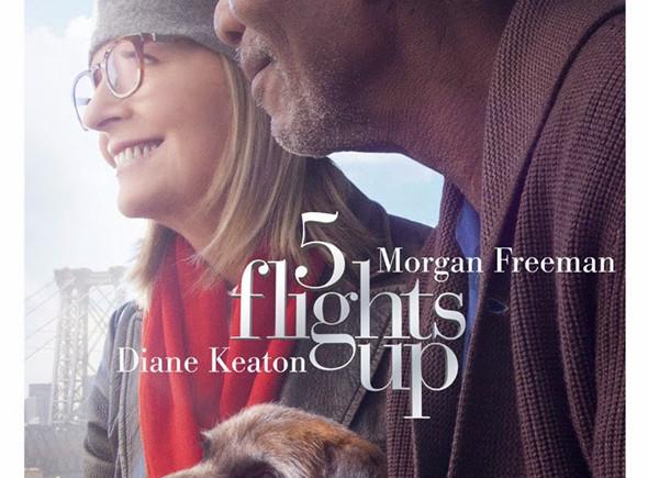 Póster de 5 Flights Up