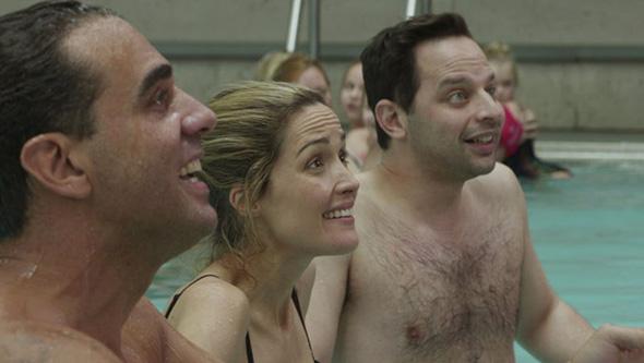 Un fotograma de la película Adult Beginners
