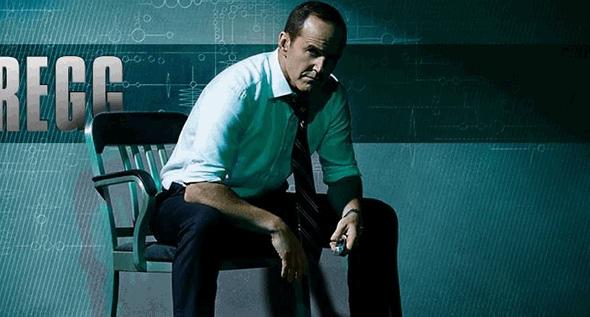 Clark Gregg como Phil Coulson