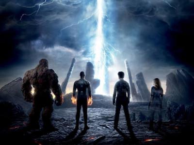Nuevo póster de Cuatro Fantásticos
