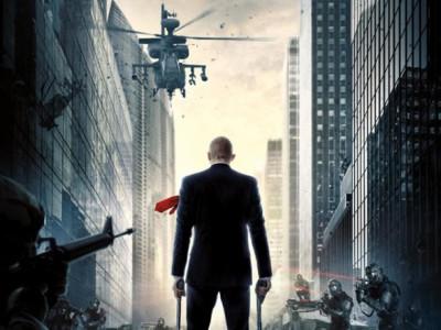 Imagen del nuevo póster de Hitman: Agente 47