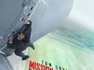 Póster de Mission: Impossible Rogue Nation