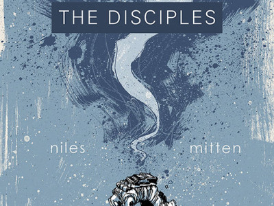 Portada del cómic The Disciples