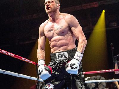 Jake Gyllenhaal, una bestia parda en 'Southpaw'