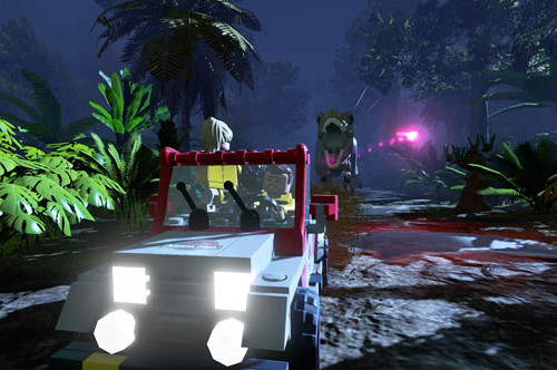 Ltimas Novedades Del Videojuego Lego Jurassic World