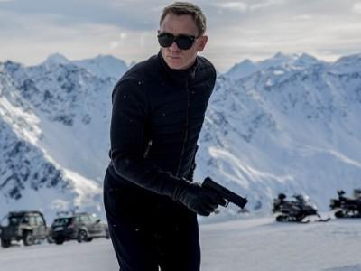 Daniel Craig en una de las primeras imágenes de su nuevo Bond