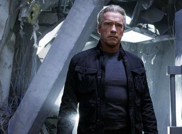 Schwarzenegger vuelve a ser Terminator