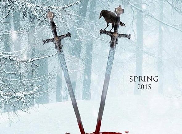 Póster de la quinta temporada de Juego de Tronos (Game of Thrones)