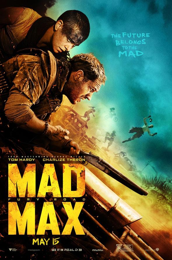 Póster de Mad Max: Furia en la carretera (Fury Road)